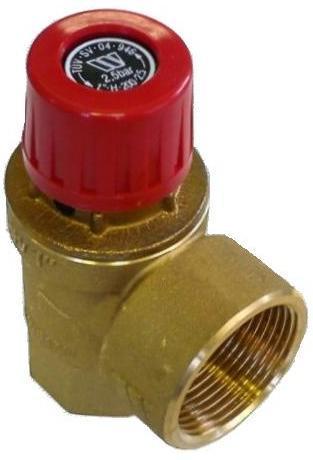 Poistný ventil SVH 1